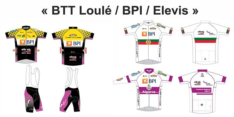 Equipamento BTT Loulé/BPI/Elevis