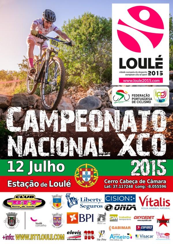 20150712 campeonato nacional xco loule cartaz