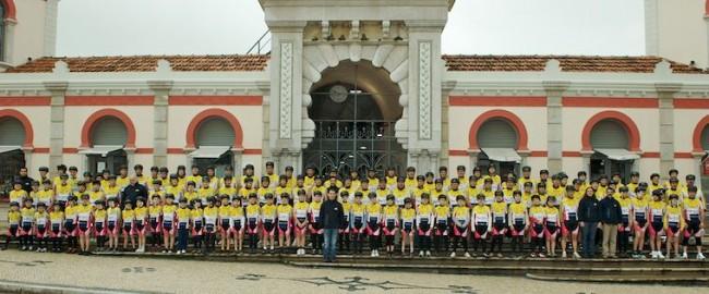 Foto equipa 2010