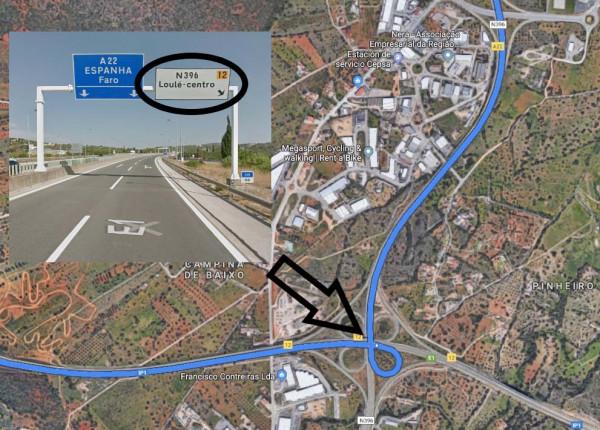 20211106 loule city race local mapa 1080